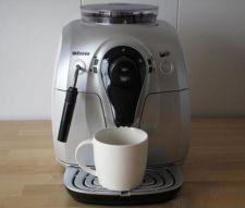 Ремонт кофемашины Saeco Xsmall чистка, обслуживание