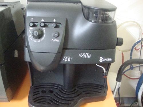 Villa spidem кофемашина ремонт