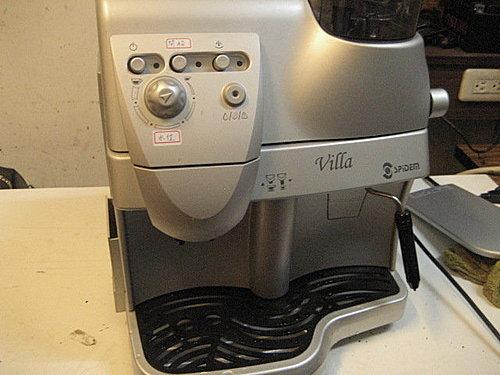 Villa spidem кофемашина ремонт своими руками