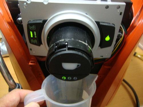 Ремонт, чистка кофемашины -saeco-odea-giro-