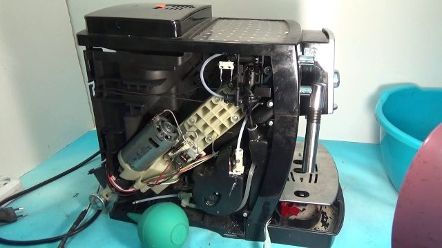 delonghi ecam 22.360 repair ремонт